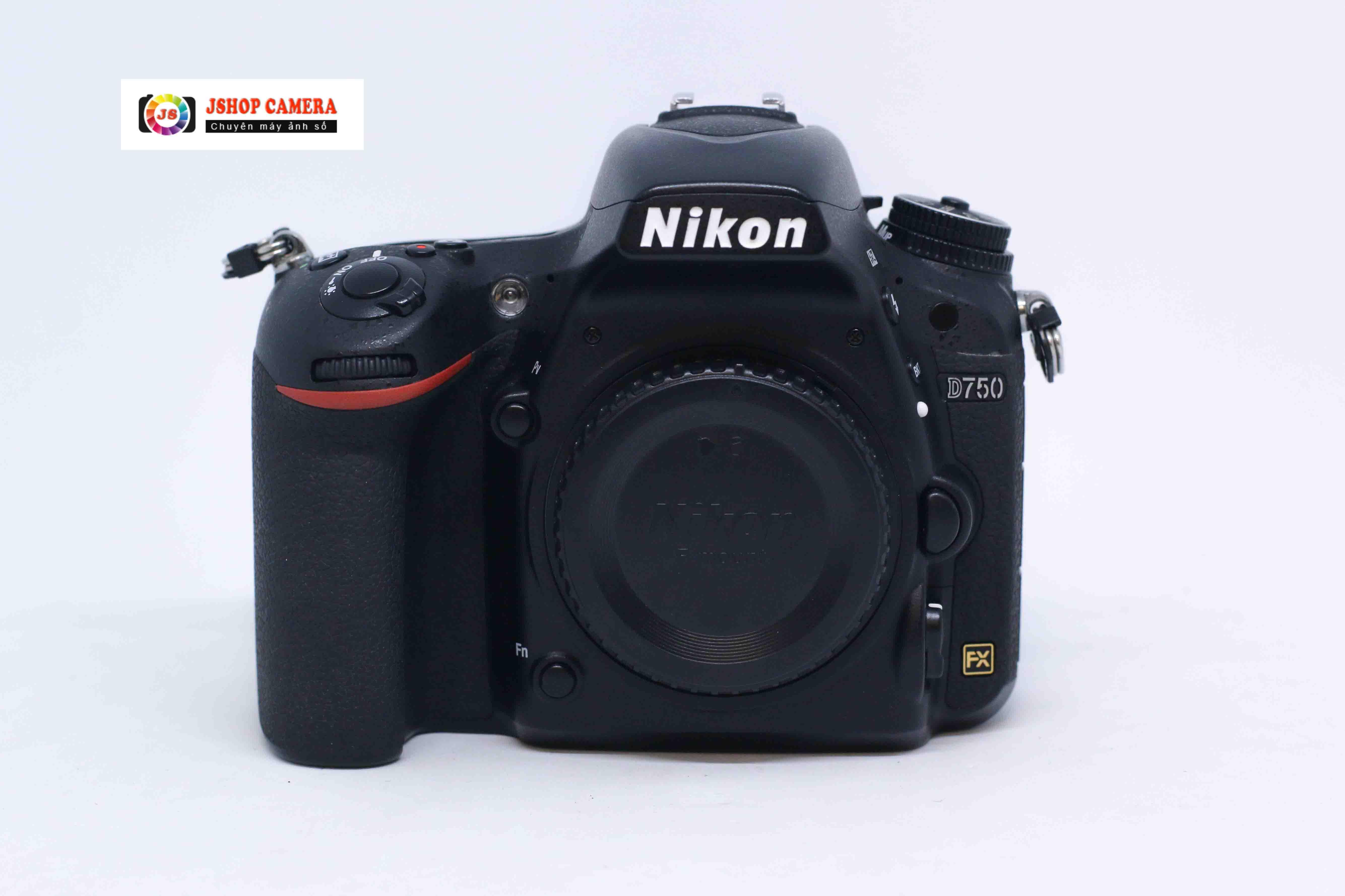 Máy ảnh Nikon D750 ( Thân máy )