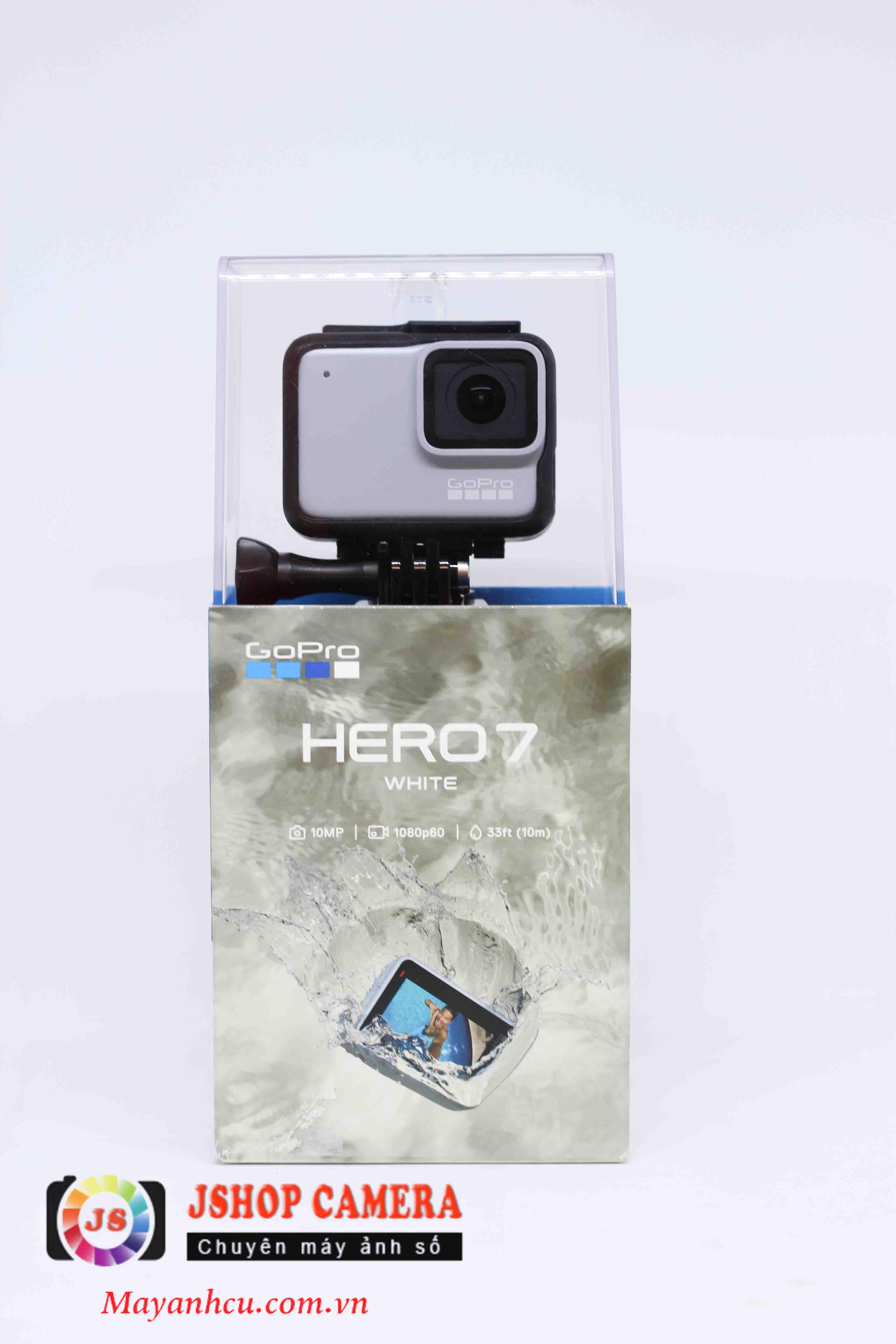 Camera hành trình Gopro Hero 7 White