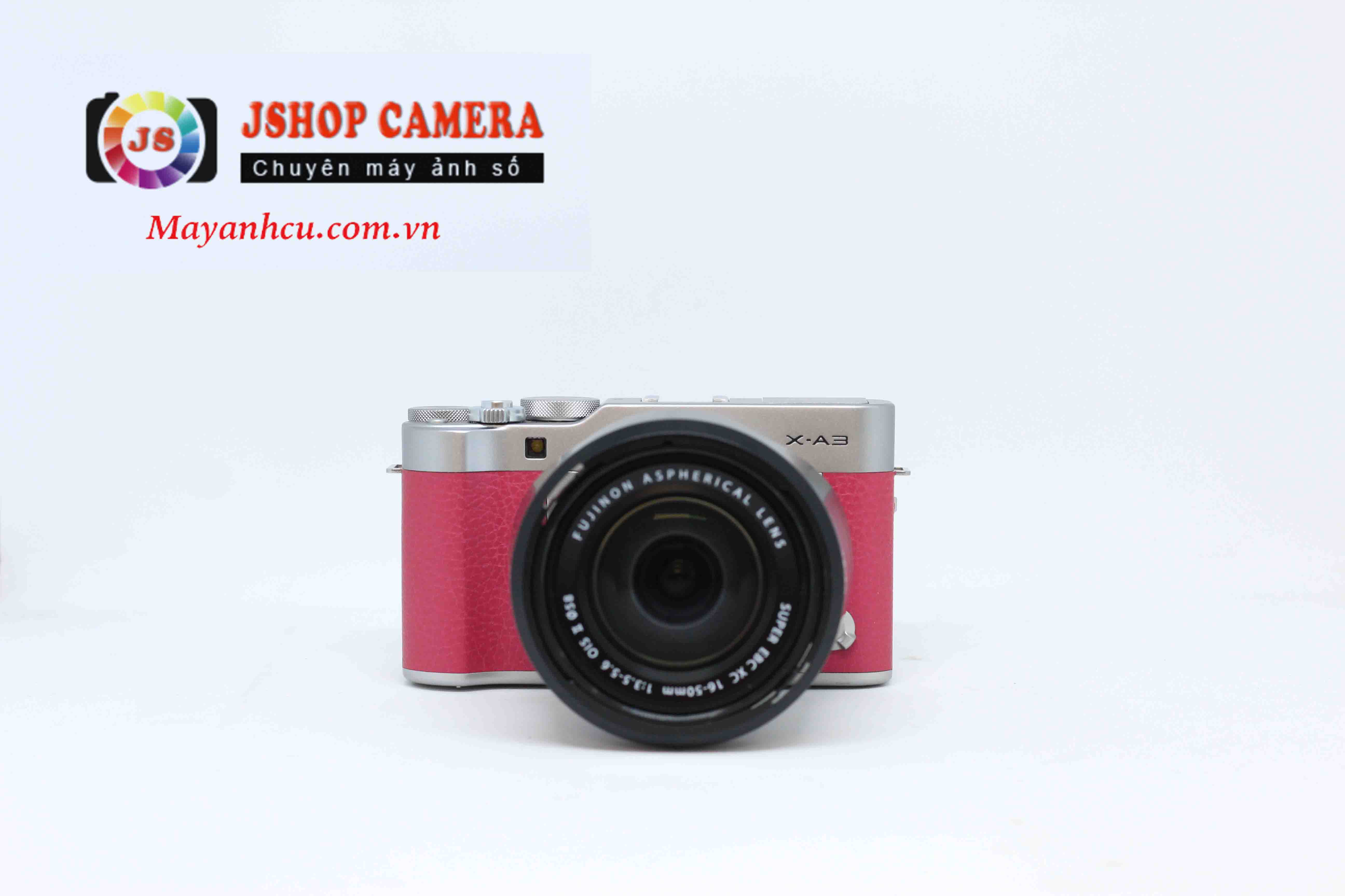 Máy ảnh Fujifilm X-A3 ống kính 16-50mm F/3.5-5.6 OIS