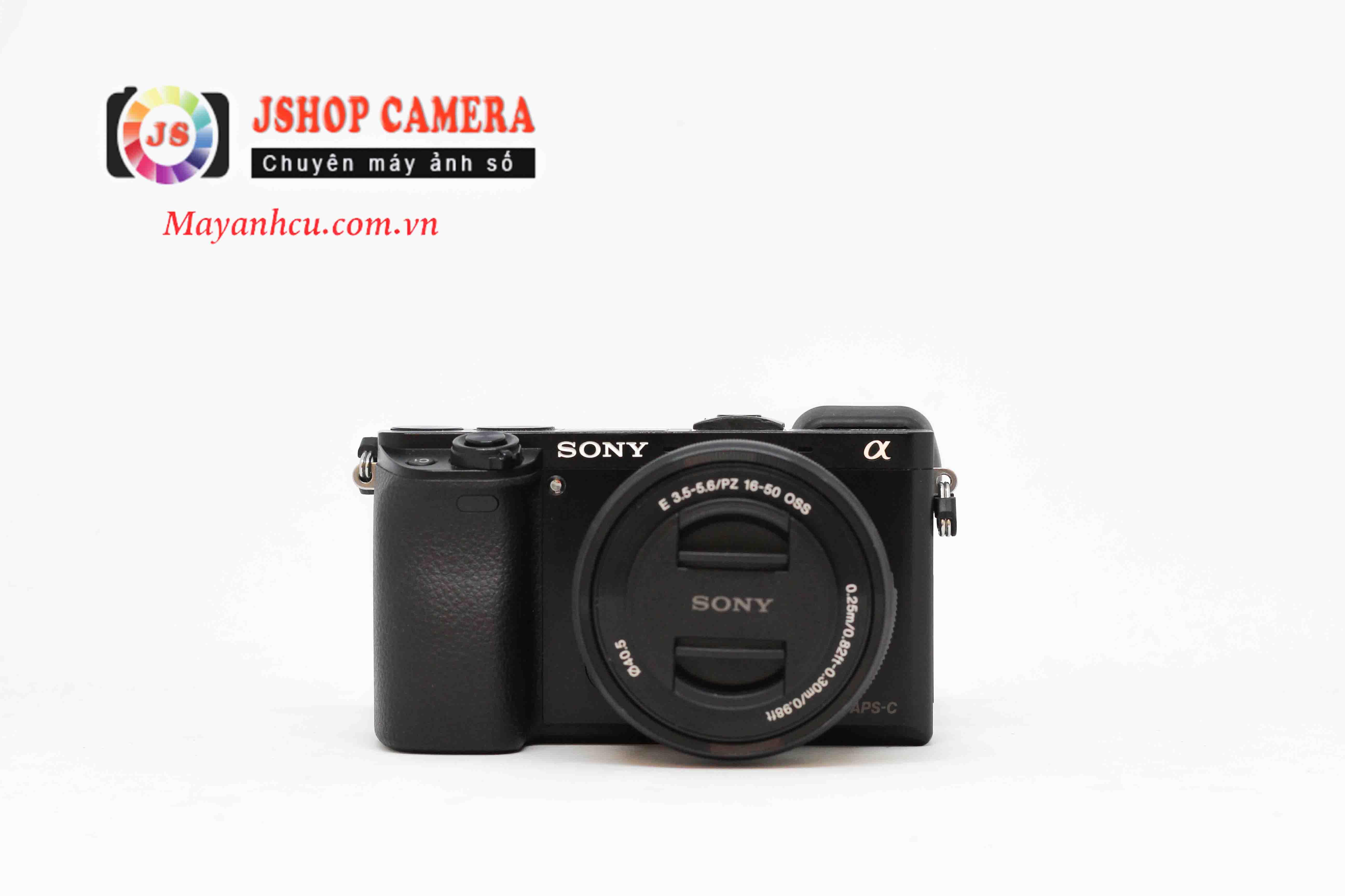 Máy ảnh Sony A6000 + Kit 16-50 OSS
