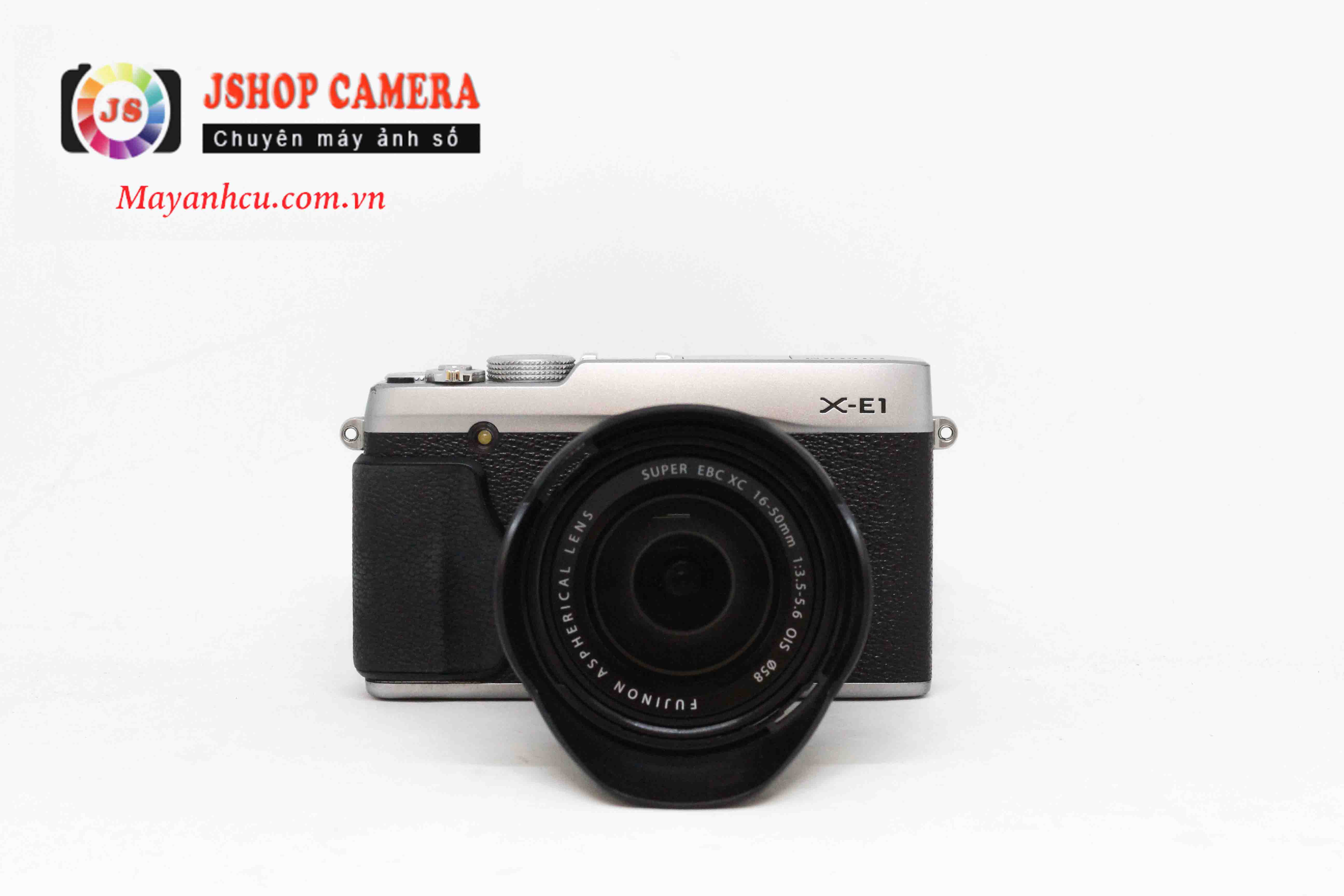 Máy ảnh Fujifilm X-E1 + Kit 16-50 OIS