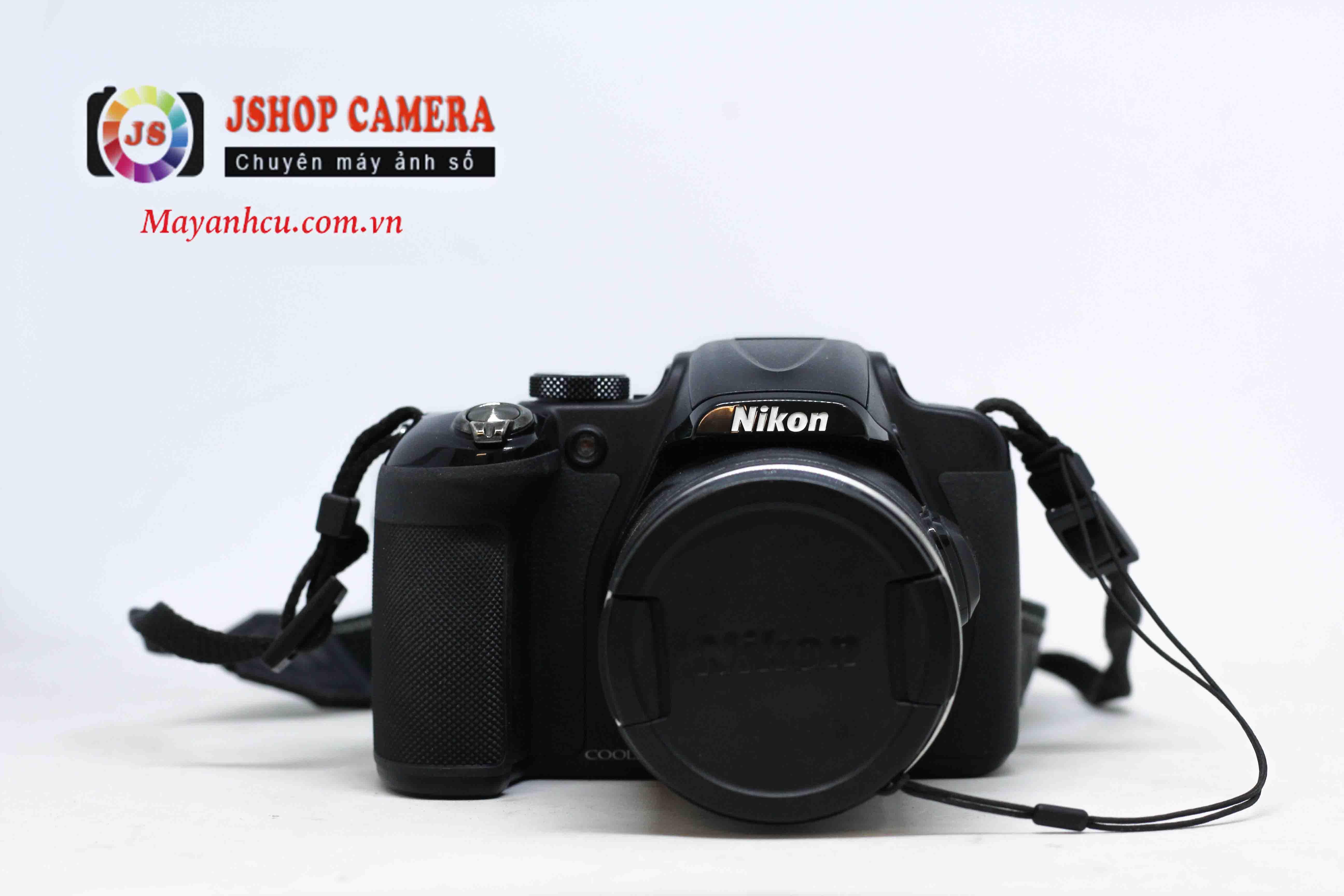 Máy ảnh NIKON COOLPIX P600