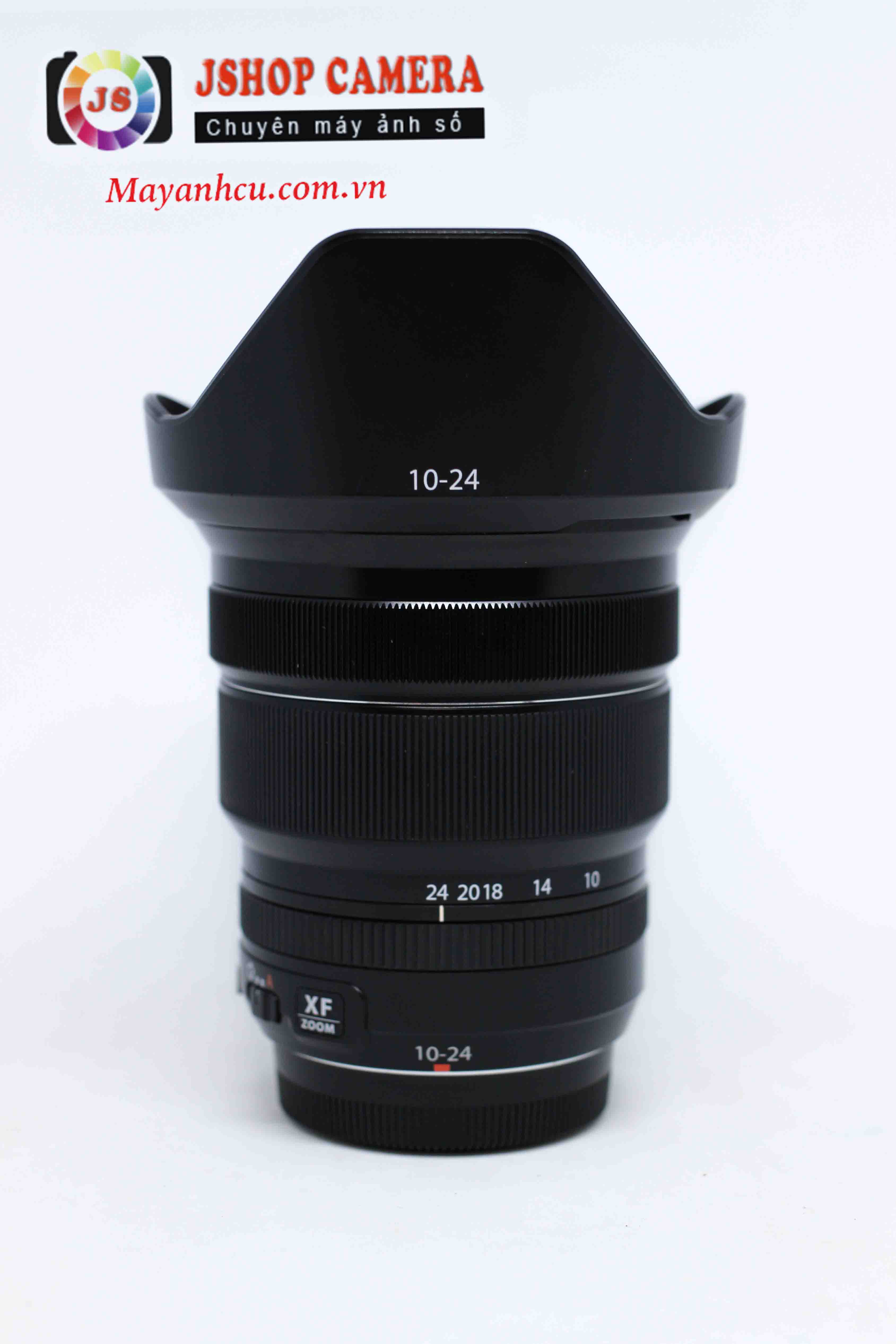 Ống kính Fujifilm XF 10-24mm f/4 R OIS