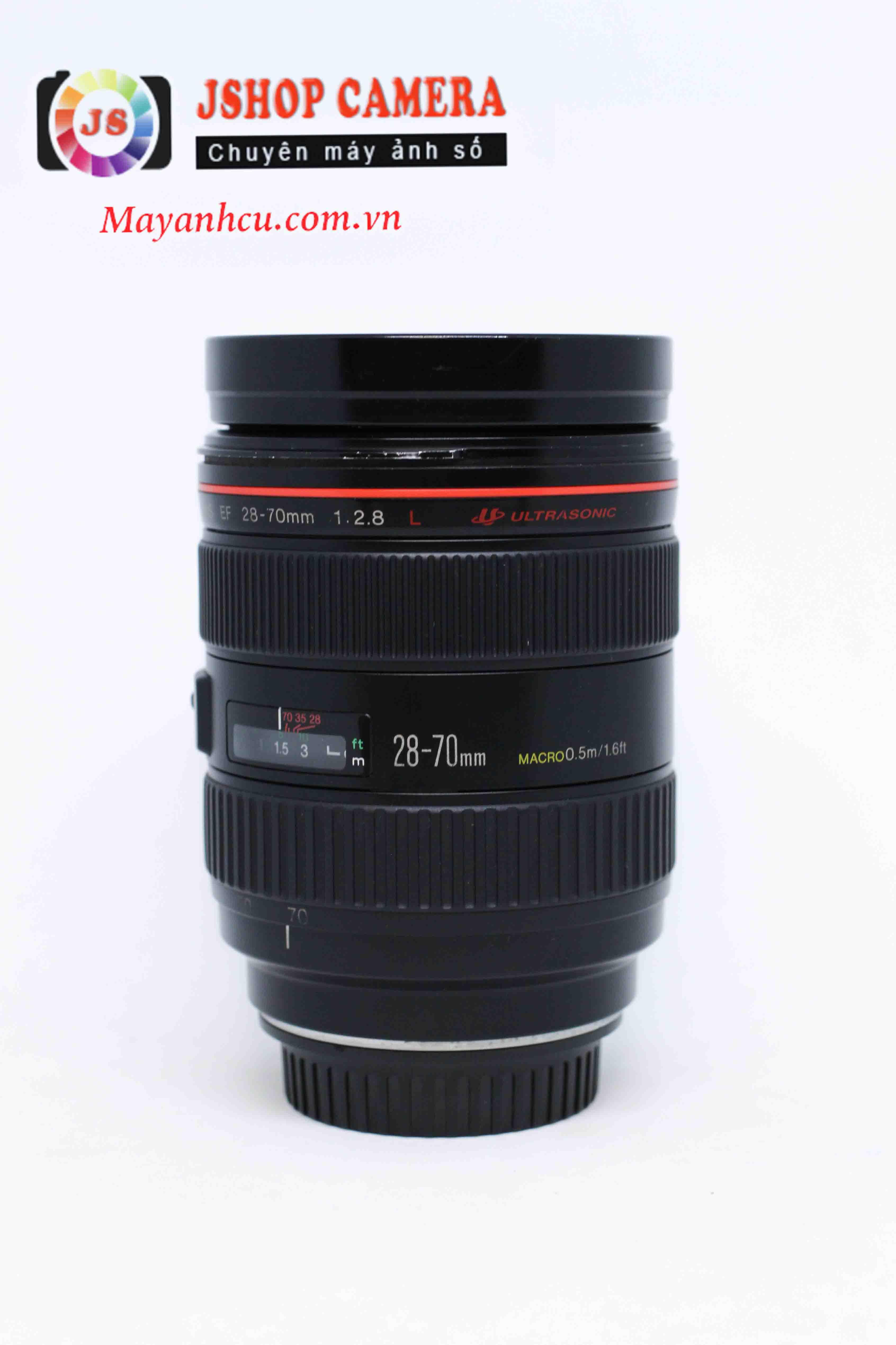 Ống kính Canon 28-70mm F/2.8L USM