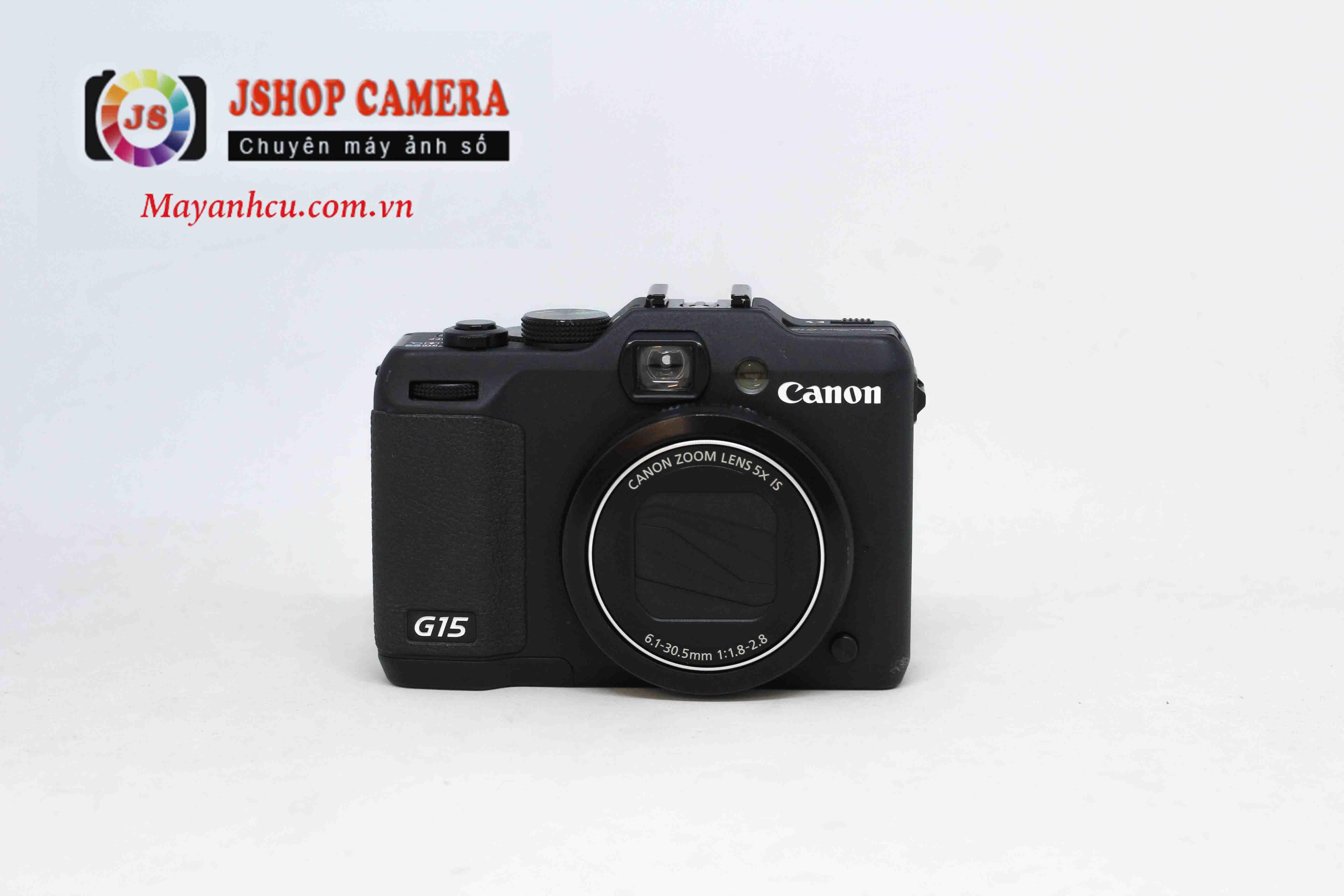 Máy ảnh Canon G15