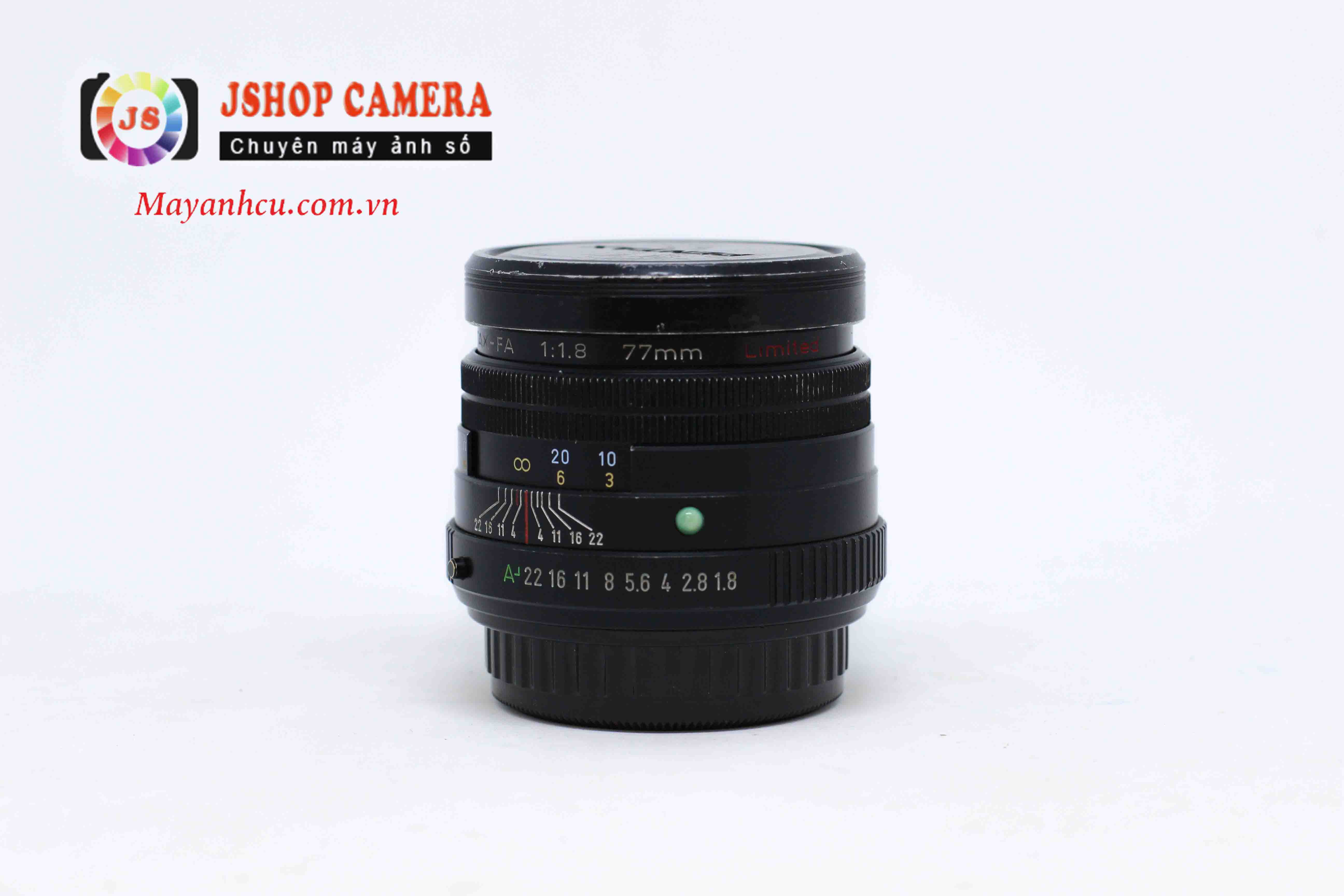 Ống kính PENTAX FA 77MM/F1.8 LIMITED