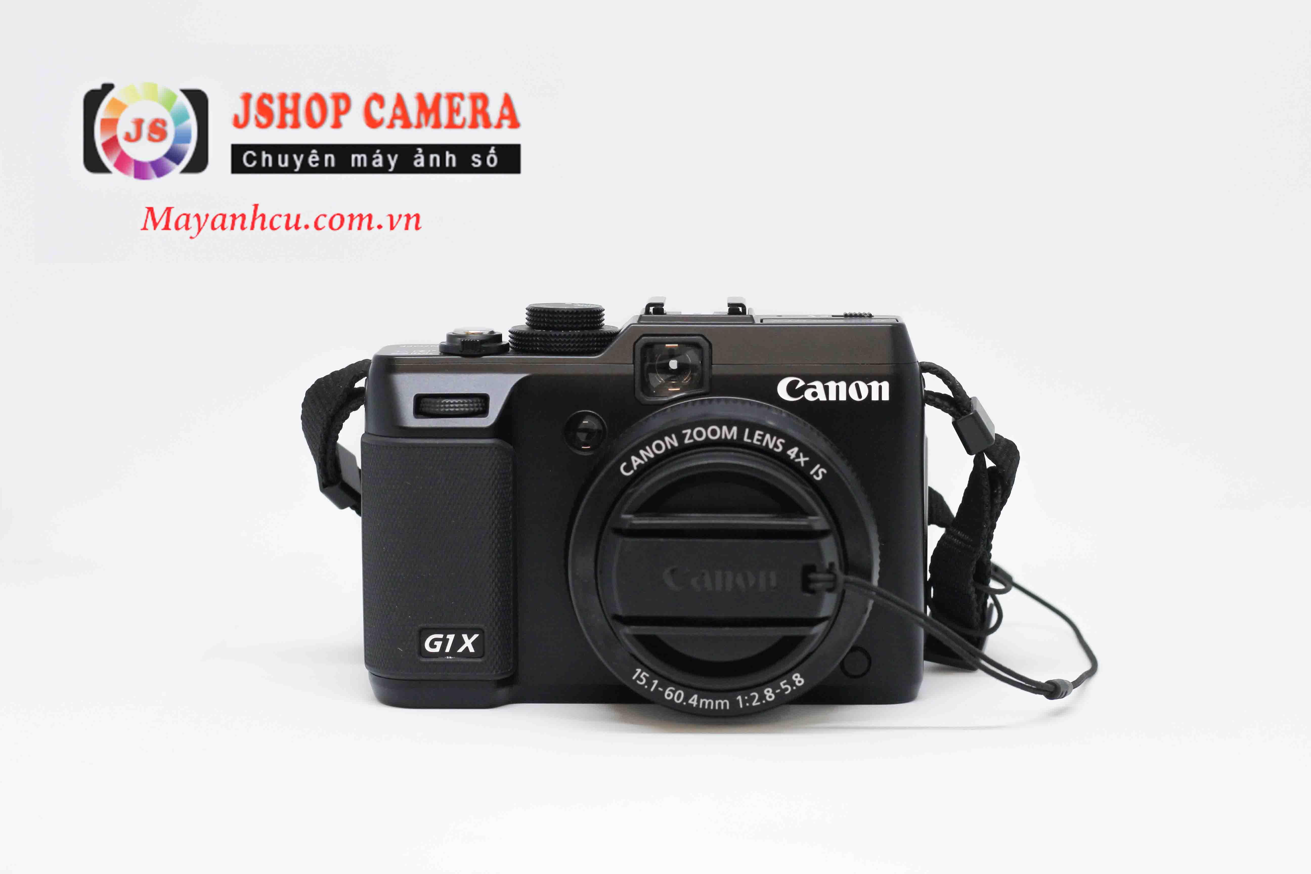 Máy ảnh Canon PowerShot G1X