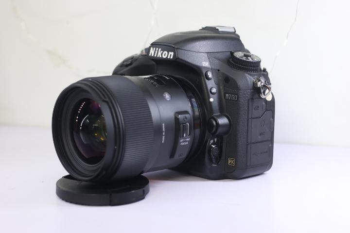Nikon D750 máy ảnh DSLR full-frame Chuyên Nghiệp