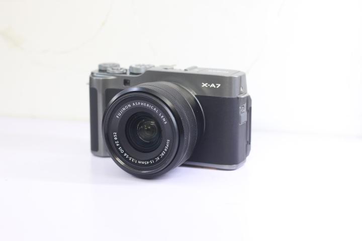 Máy ảnh Fujifilm X-A7 Kit 15-45mm F 3.5.5.6 OIS PZ