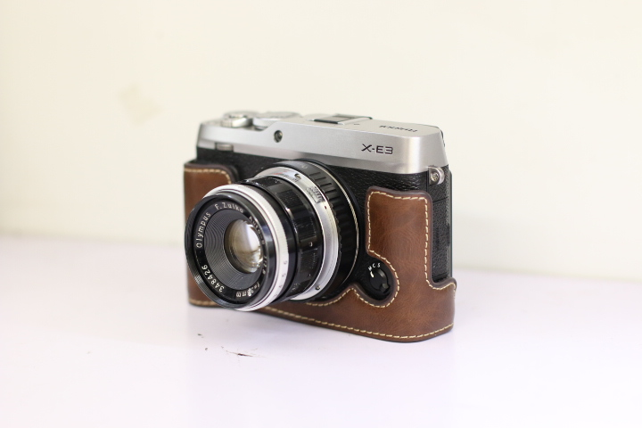 Fujifilm X-E3 Kèm ống Fzuiko 38mm f1.8 Còn BH Hãng