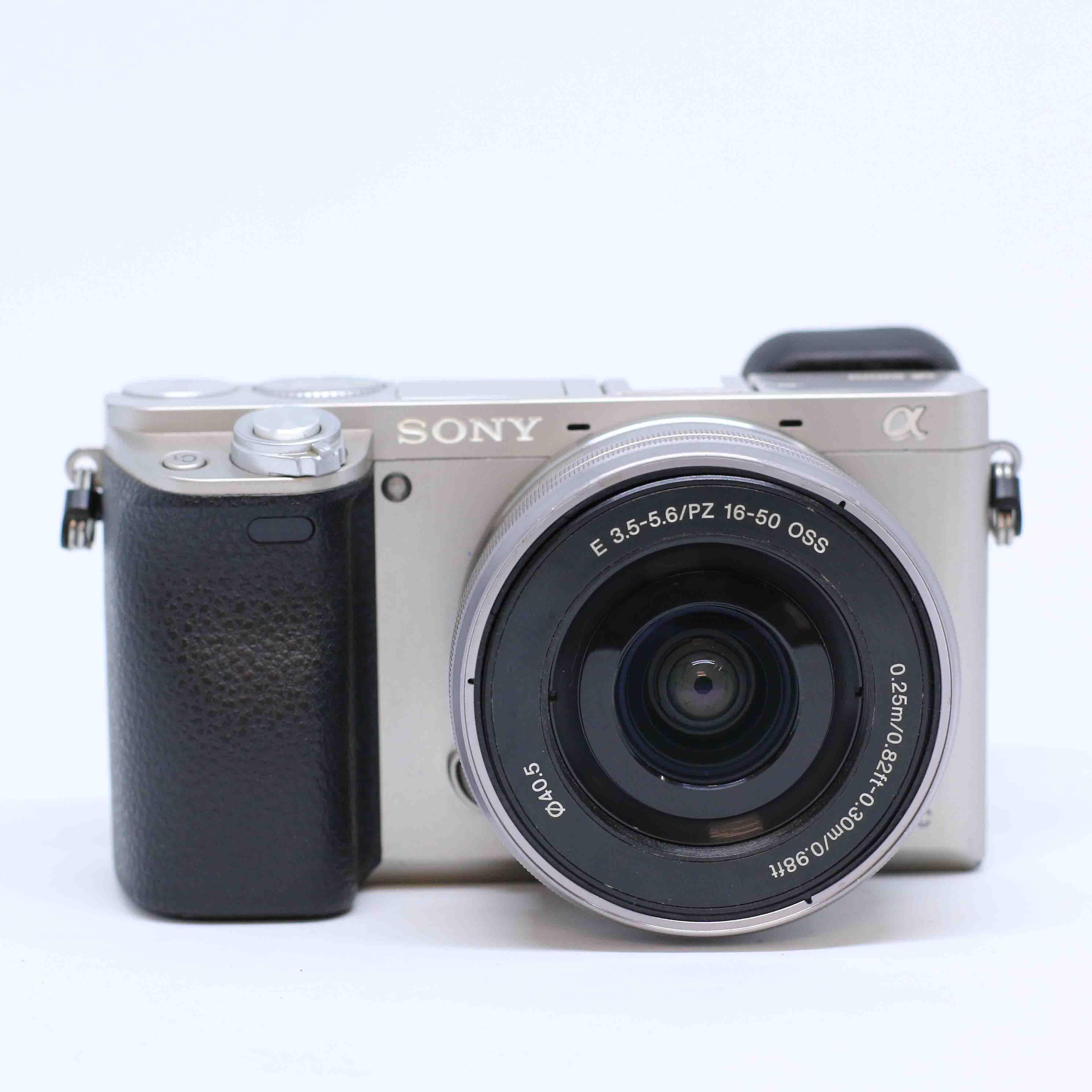 Máy ảnh Sony A6000 + Kit 16-50mm F/4.5-5.6 OSS