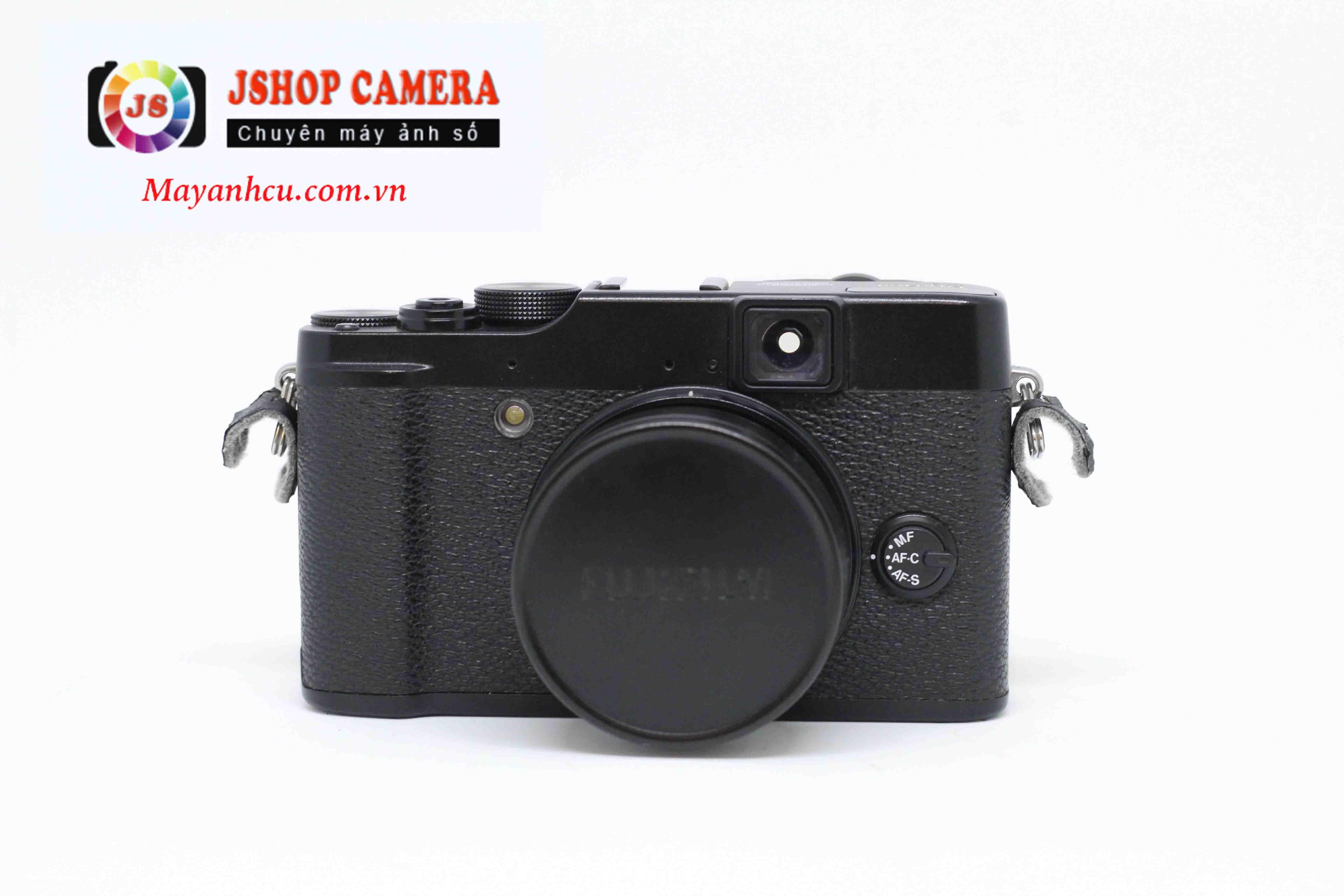 Máy ảnh Fujifilm X10