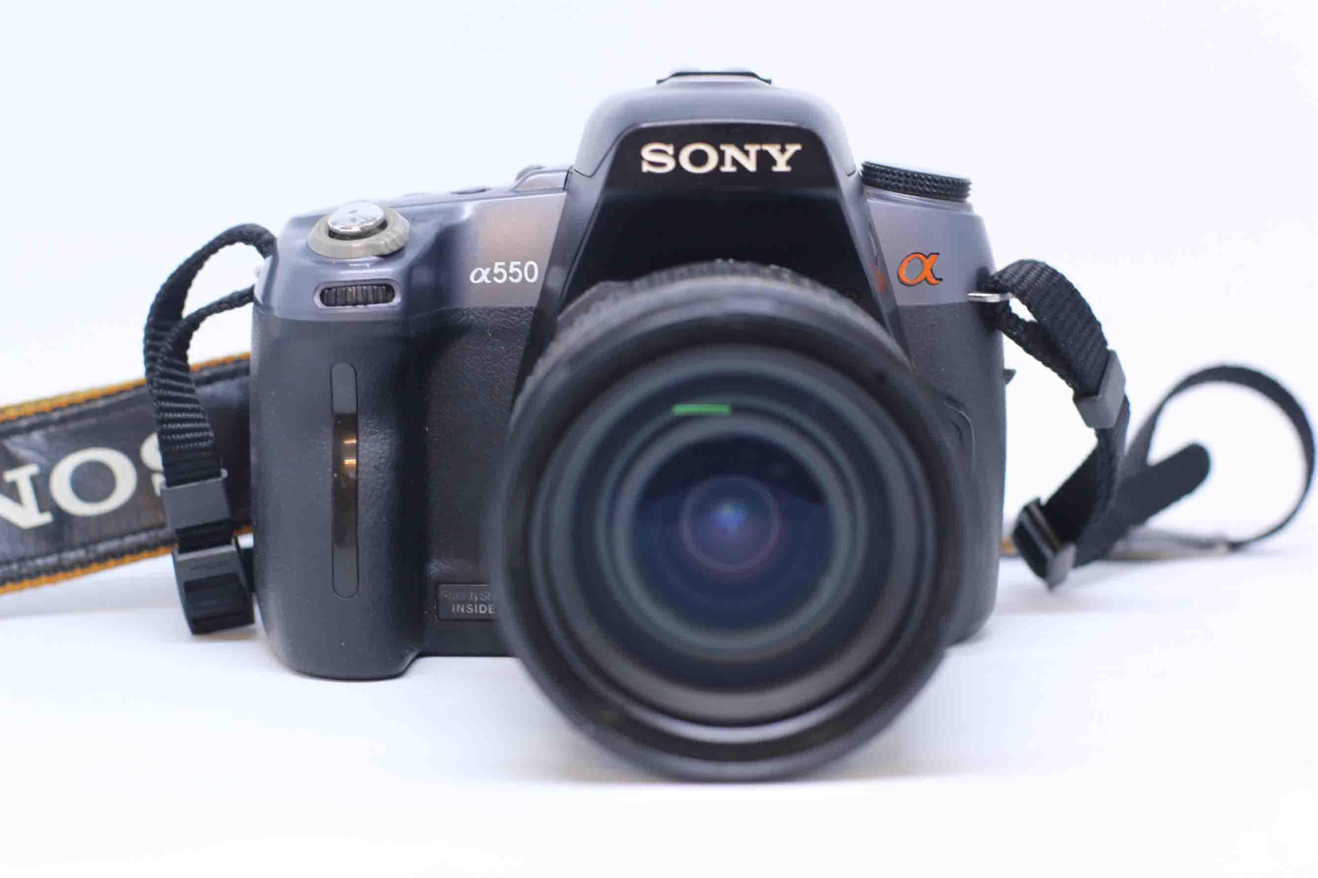 Máy ảnh Sony A550 + Tamron 17-50 F2.8