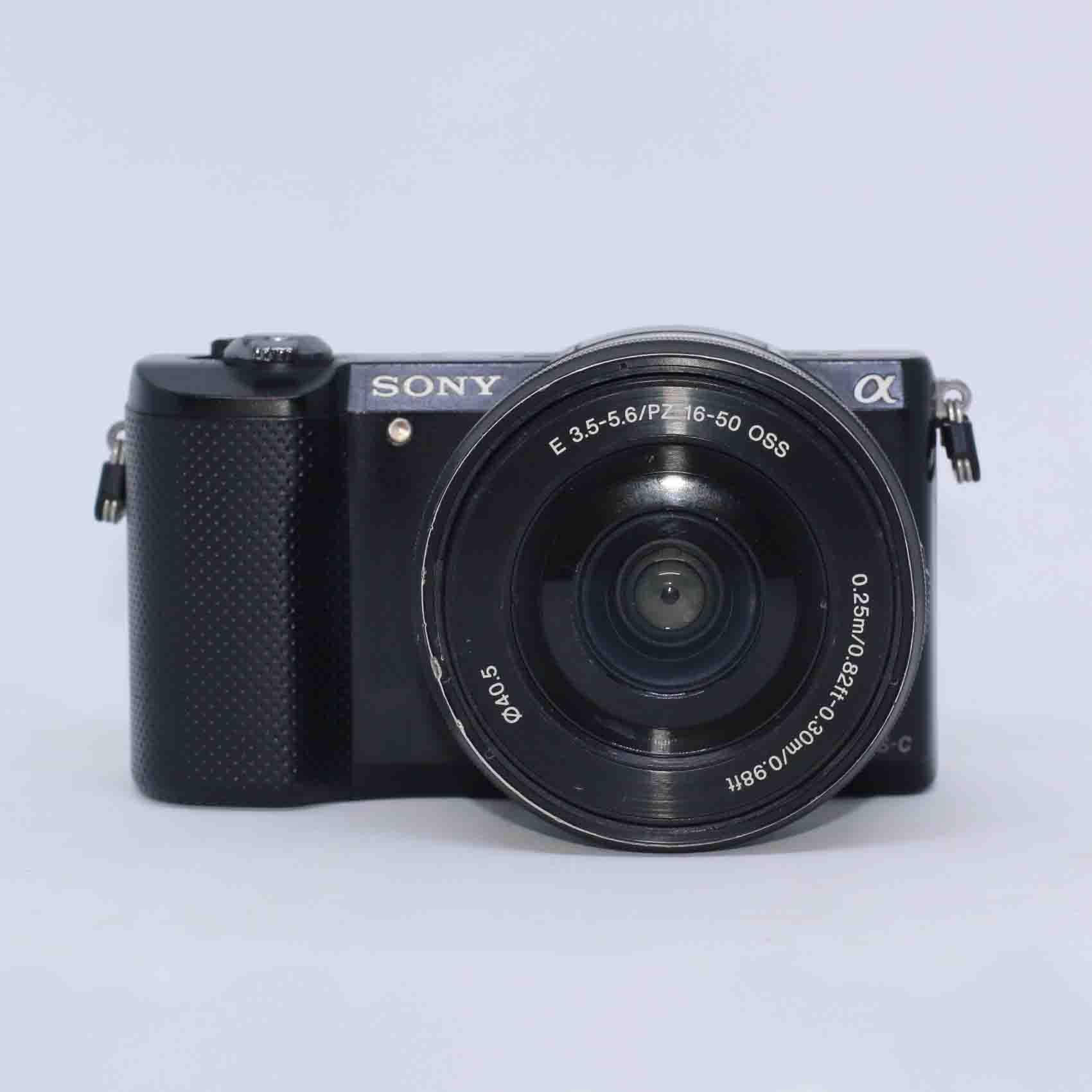 Máy ảnh Sony A5000 + Kit 16-50mm F/3.5-5.6 OSS