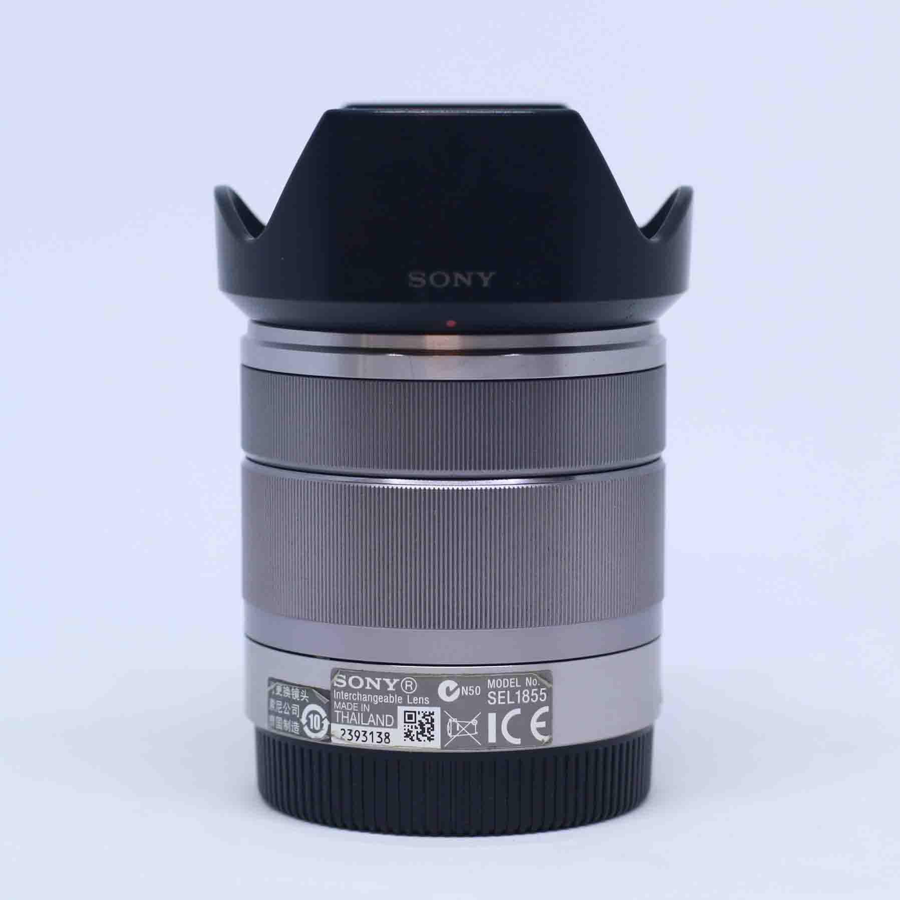 Ống kính Sony 18-55mm F/3.5-5.6
