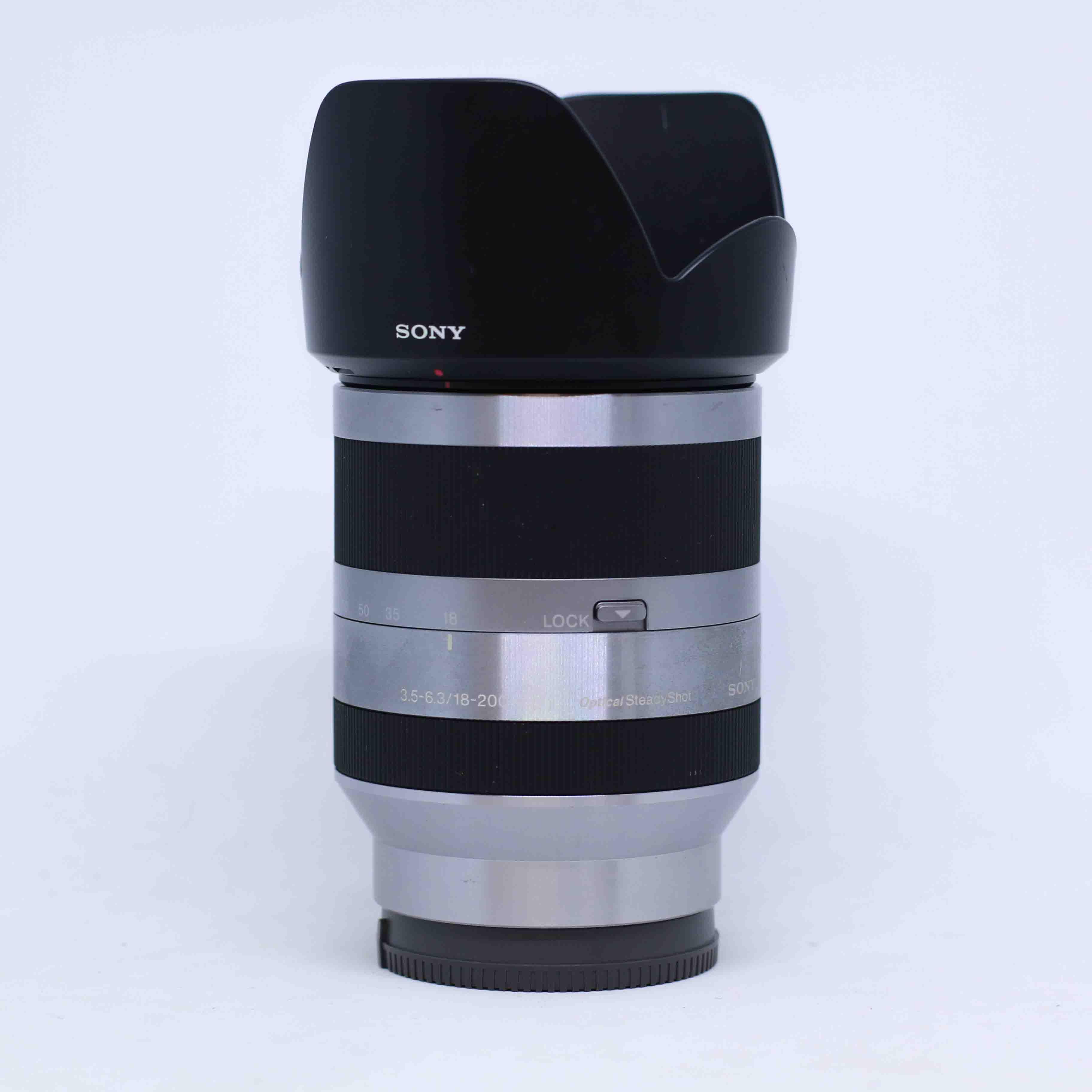 Ống kính Sony Sel 18-200mm F/3.5-6.3 OSS