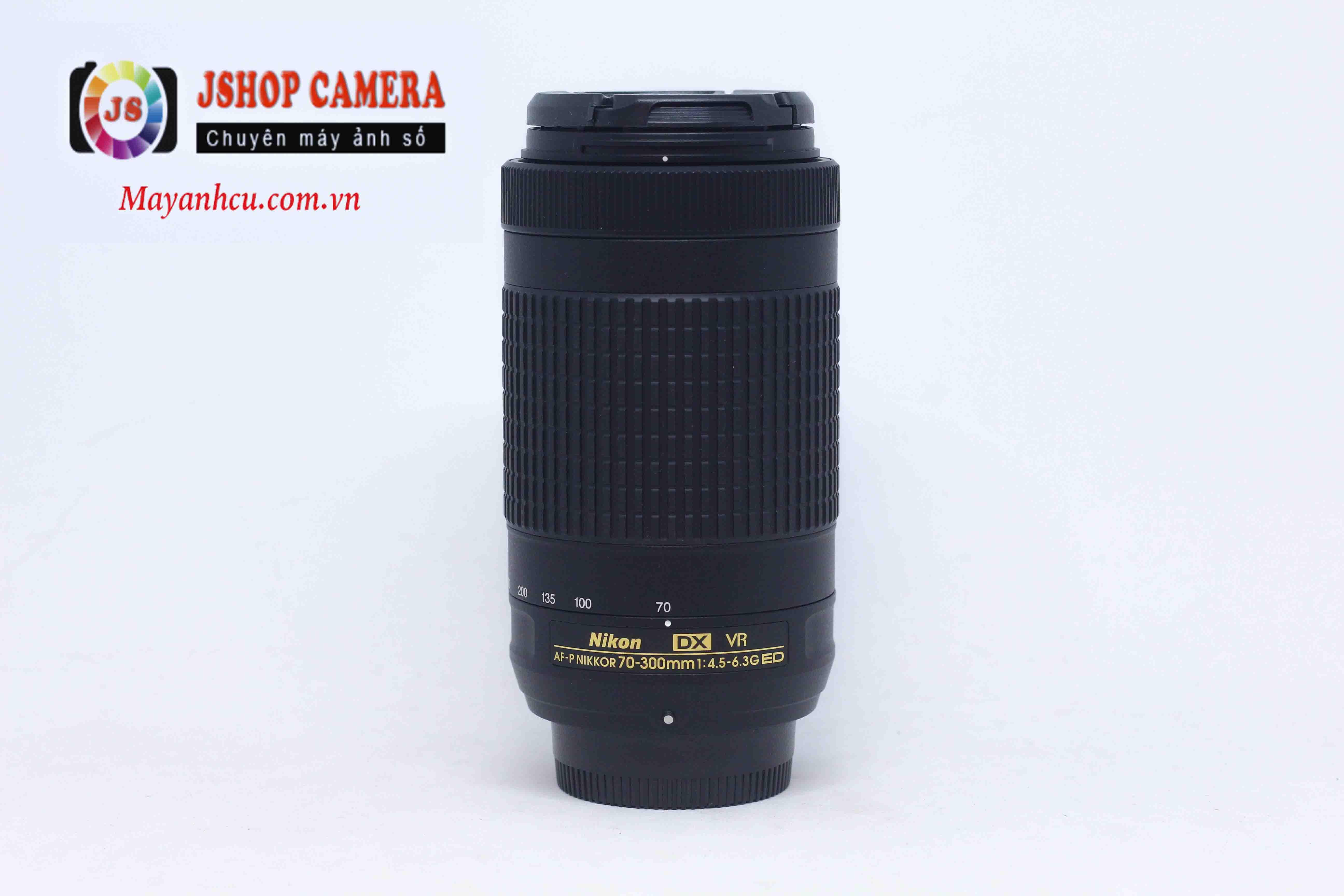 Ống kính Nikon 70-300mm F/4.5-6.3G DX VR