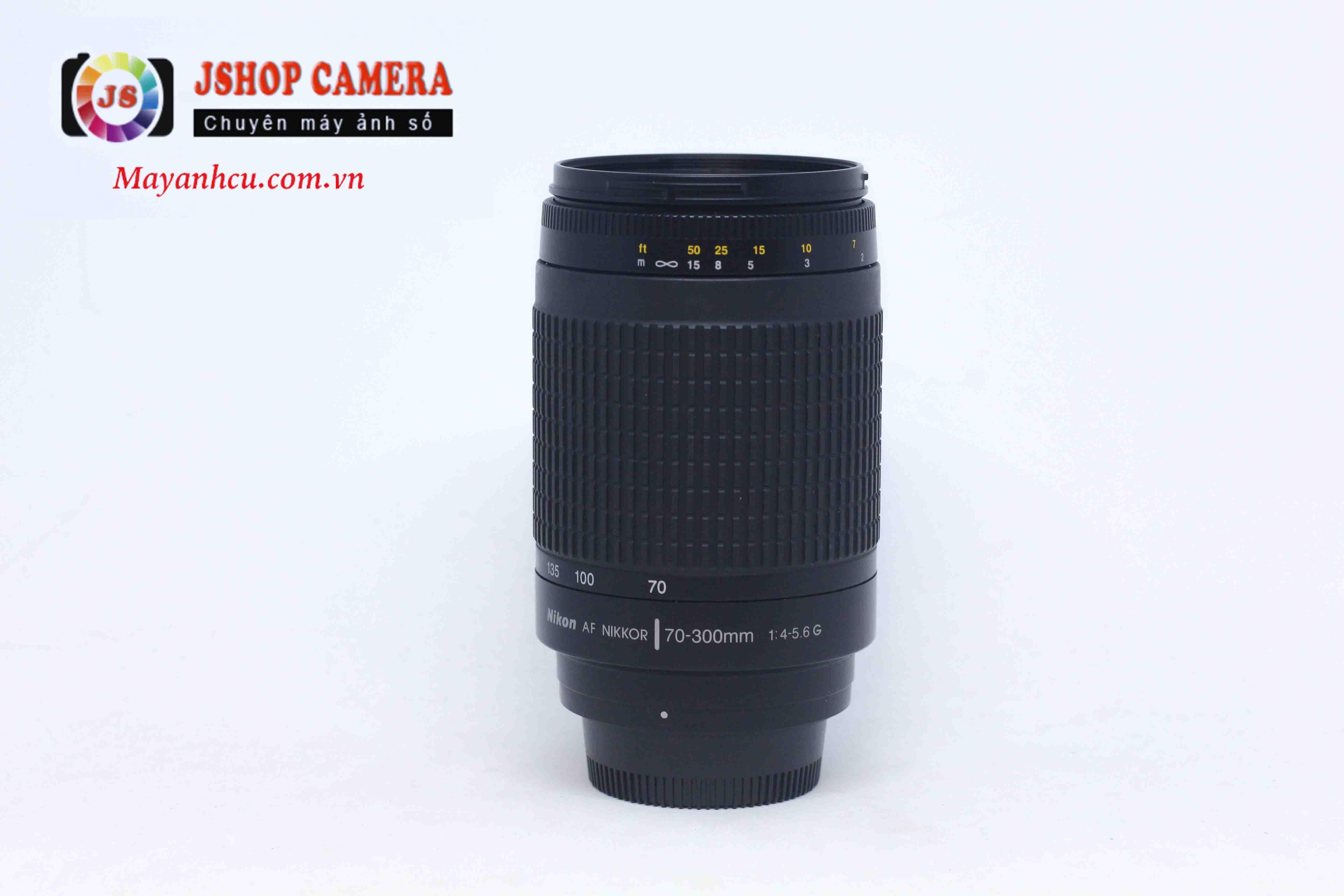 Ống kính Nikon 70-300mm F/4-5.6G