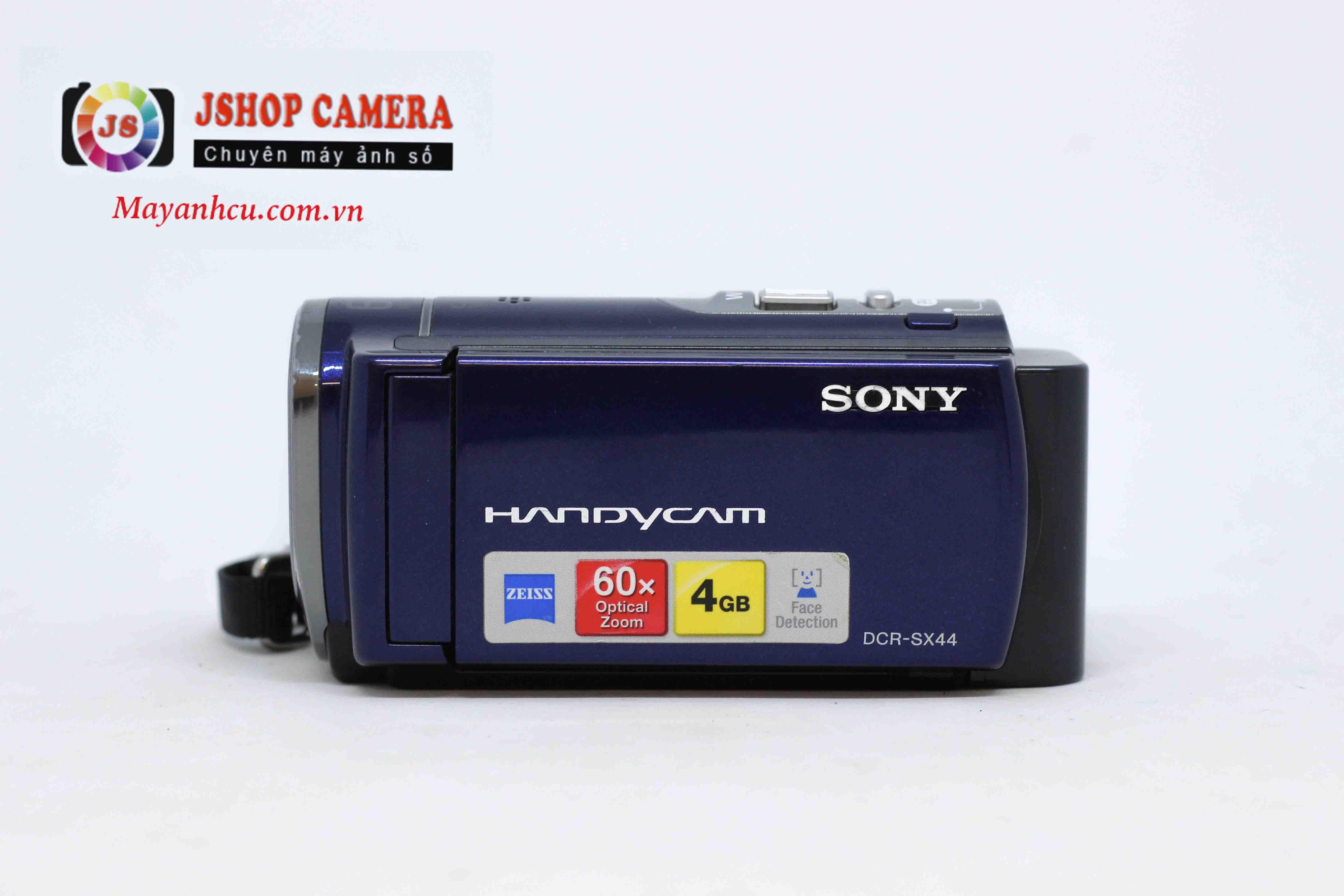 Máy quay Sony DCR-SX44
