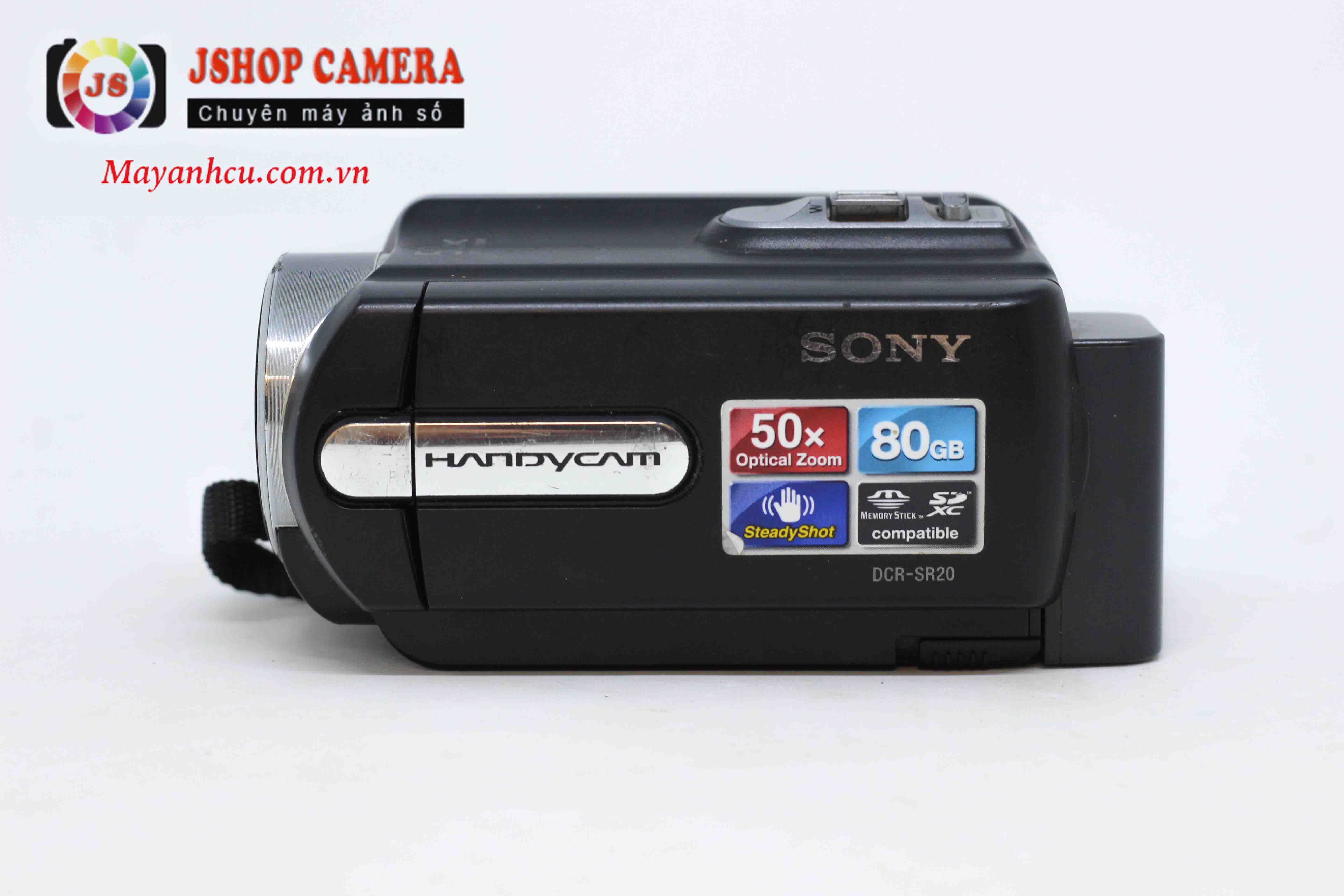 Máy quay Sony DCR-SR20
