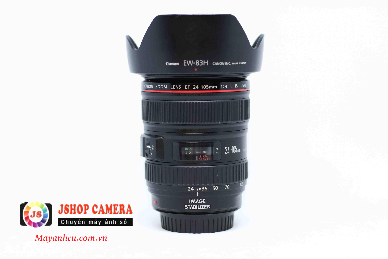 Ống kính Canon 24-105mm F/4 L