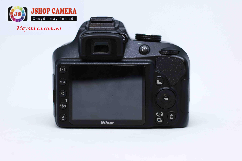 Máy ảnh Nikon D3400
