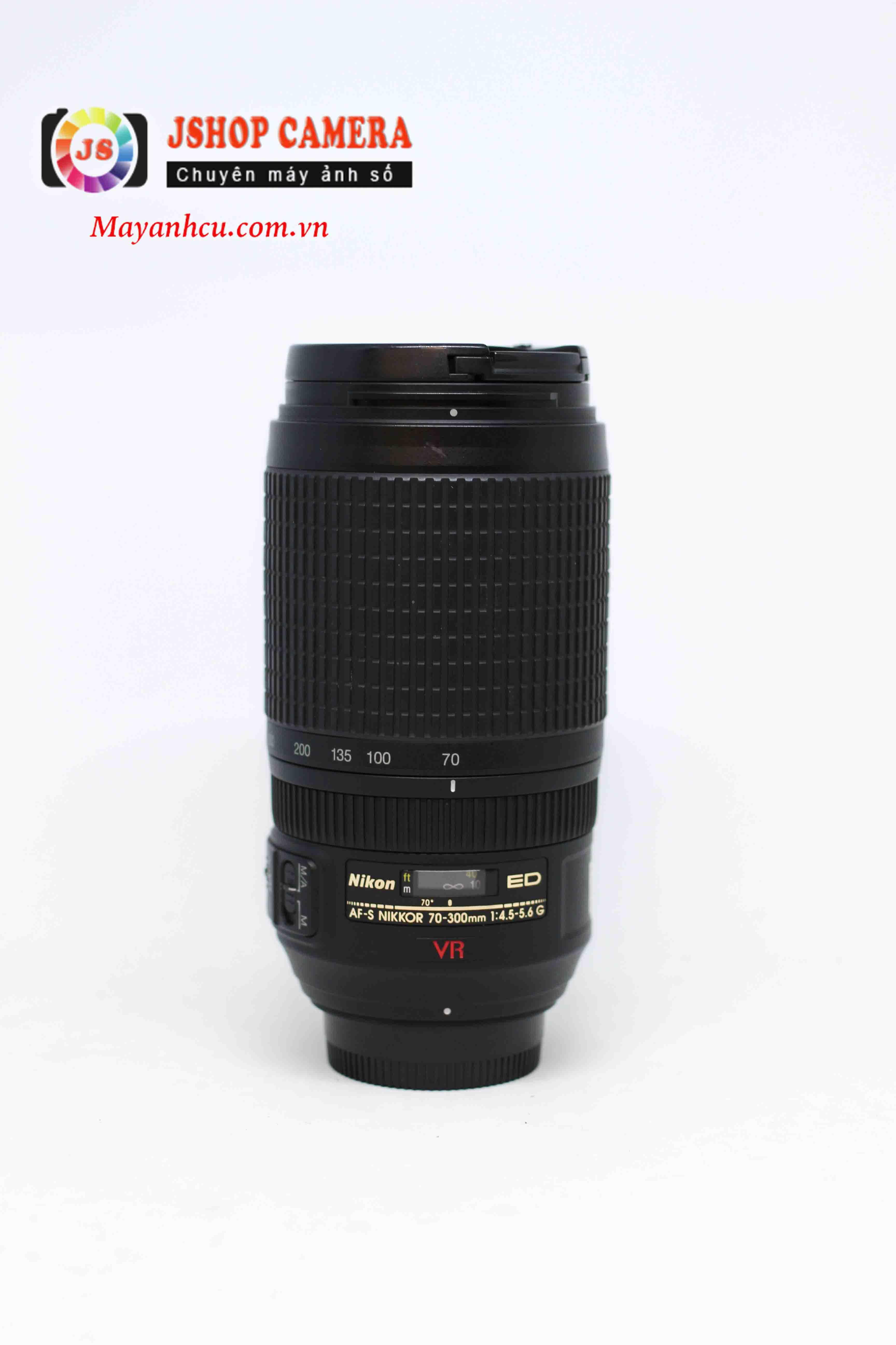 Ống kính NIKON 70-300mm F/4.5-5.6 ED VR