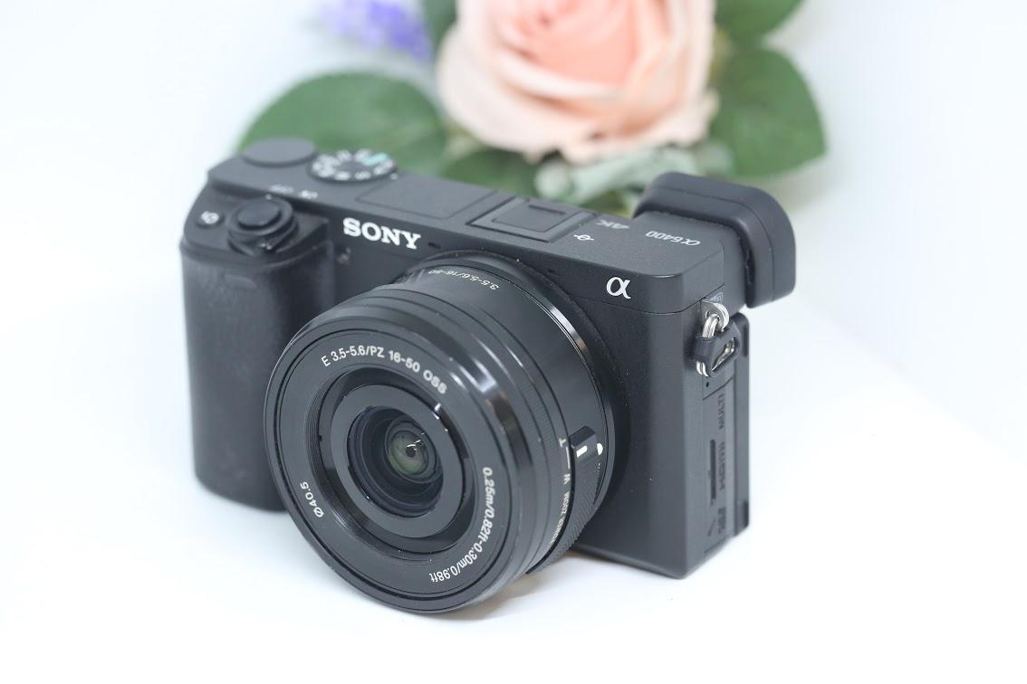 Máy Ảnh Sony Alpha A6400 KIT 16-50 F3.5-5.6 OSS