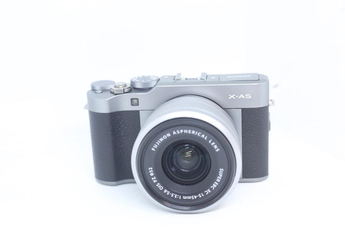 MÁY ẢNH FUJIFILM X-A5 KIT 15-45MM giá rẻ