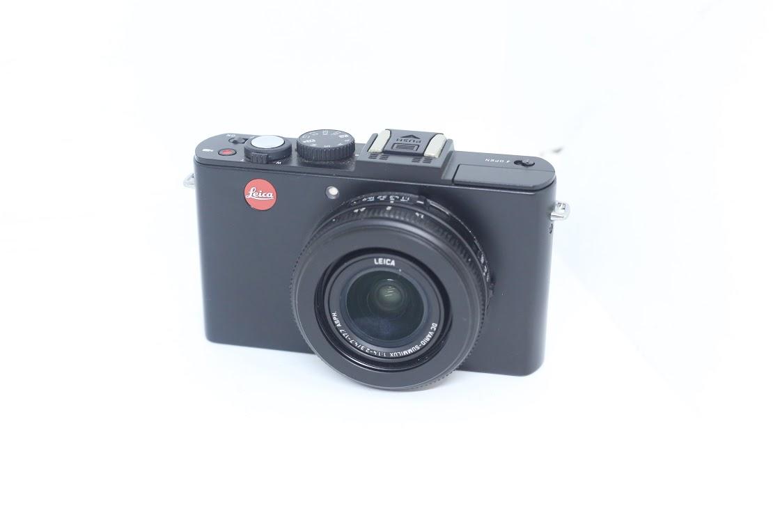 Leica D-Lux 6 EBlack