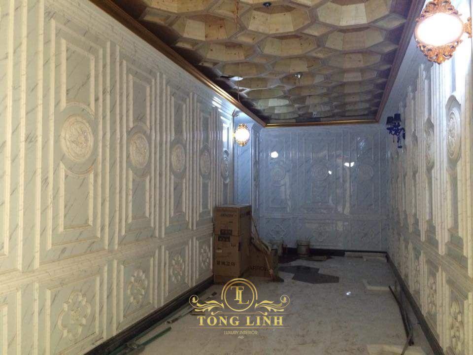 Công trình khách sạn Phú Sơn - Bắc Ninh