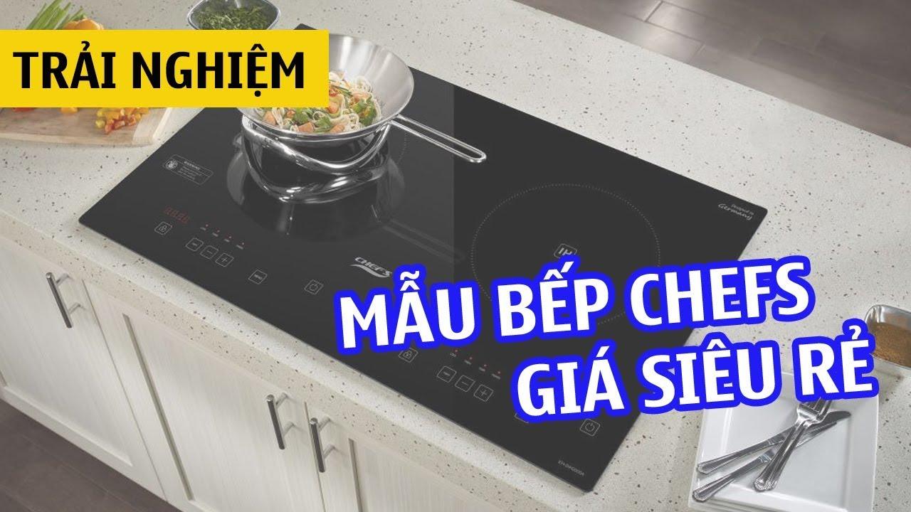 Bếp từ Chefs đang có siêu khuyến mãi mừng 30/4