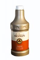 Monin Caramel Sauce 1890ml – Sốt Caramel