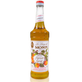 MONIN Sirô Mơ – chai 70CL