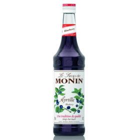 MONIN Sirô Việt quất – chai 70CL
