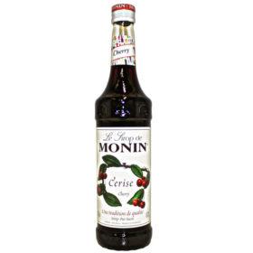 MONIN Sirô anh đào Cherry – chai 70CL