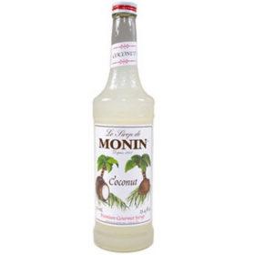 MONIN Sirô Dừa – chai 70CL