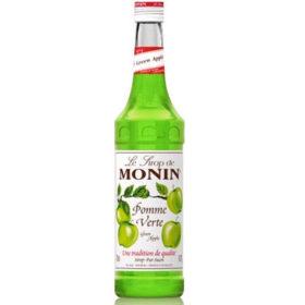 MONIN Sirô Táo xanh – chai 70CL