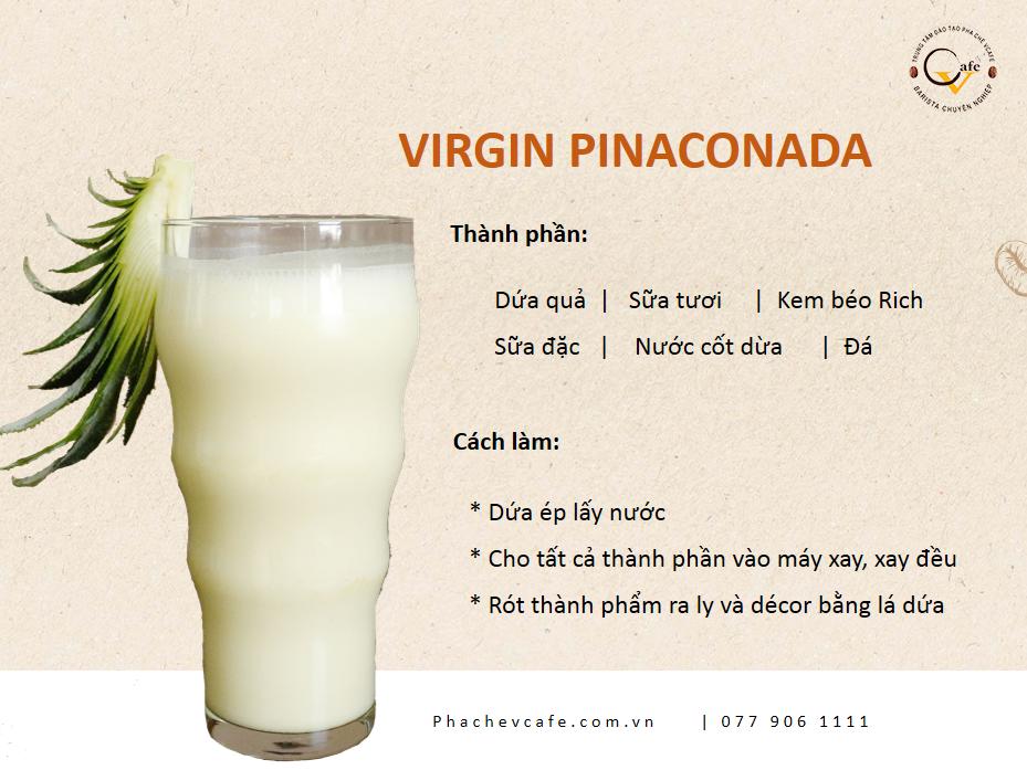 VIRGIN PINACONADA
