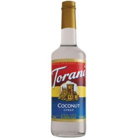 Torani Sirô Dừa Coconut – chai 750ml