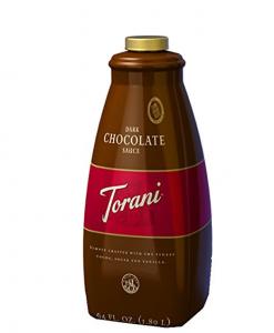 Torani Dark Chocolate 64oz – Sốt Socola Đen