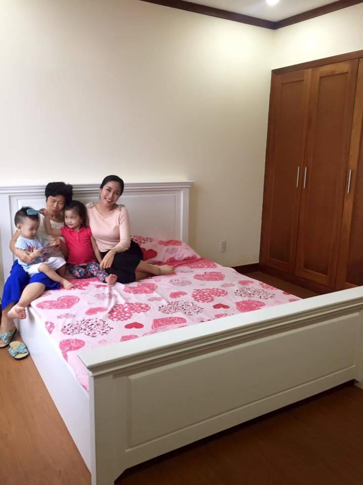 Giường ngủ Nordic 4 hộc kéo- giải quyết nỗi lo sợ mối mọt cho chị em