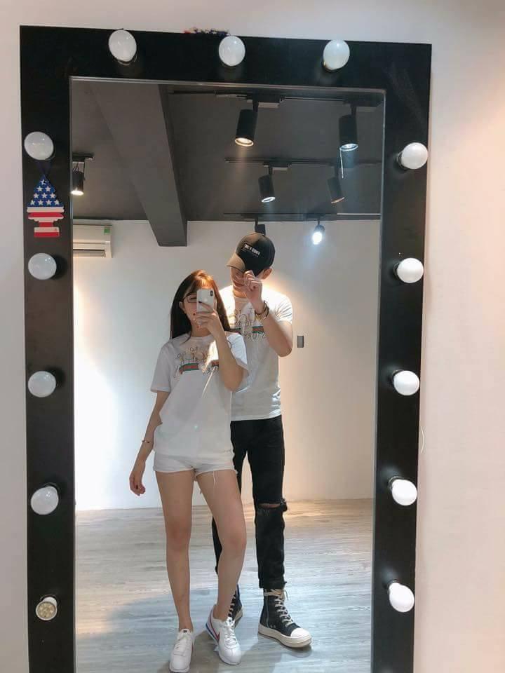 Gương nịnh shop thời trang