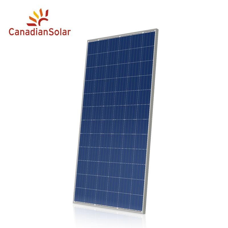 pin năng lượng mặt trời Canadian 275W