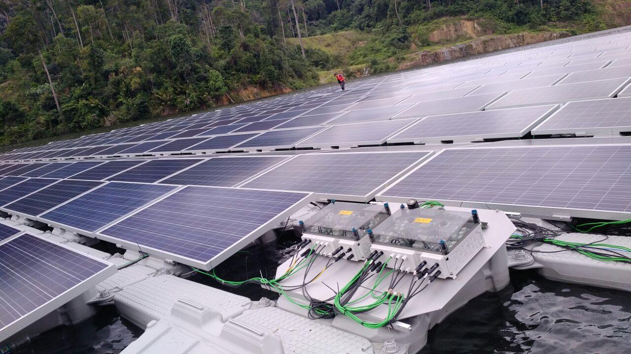 Phân phối pin năng lượng mặt trời