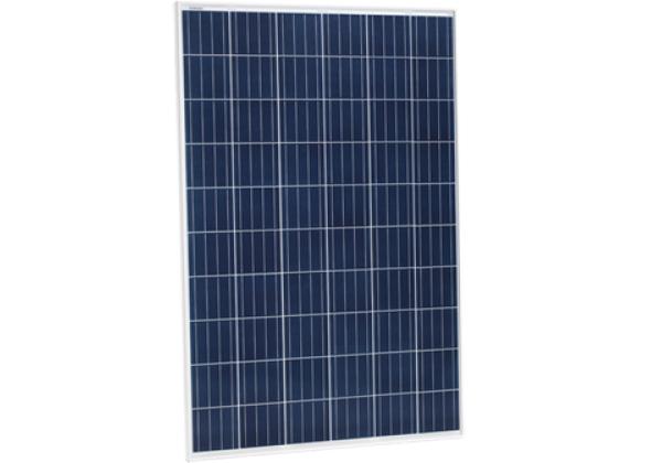Tấm pin năng lượng mặt trời hiệu suất cao Poly Hanwa Qcell
