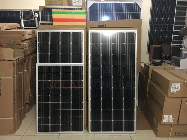 Tấm pin năng lượng mặt trời Mono 110w Powertech