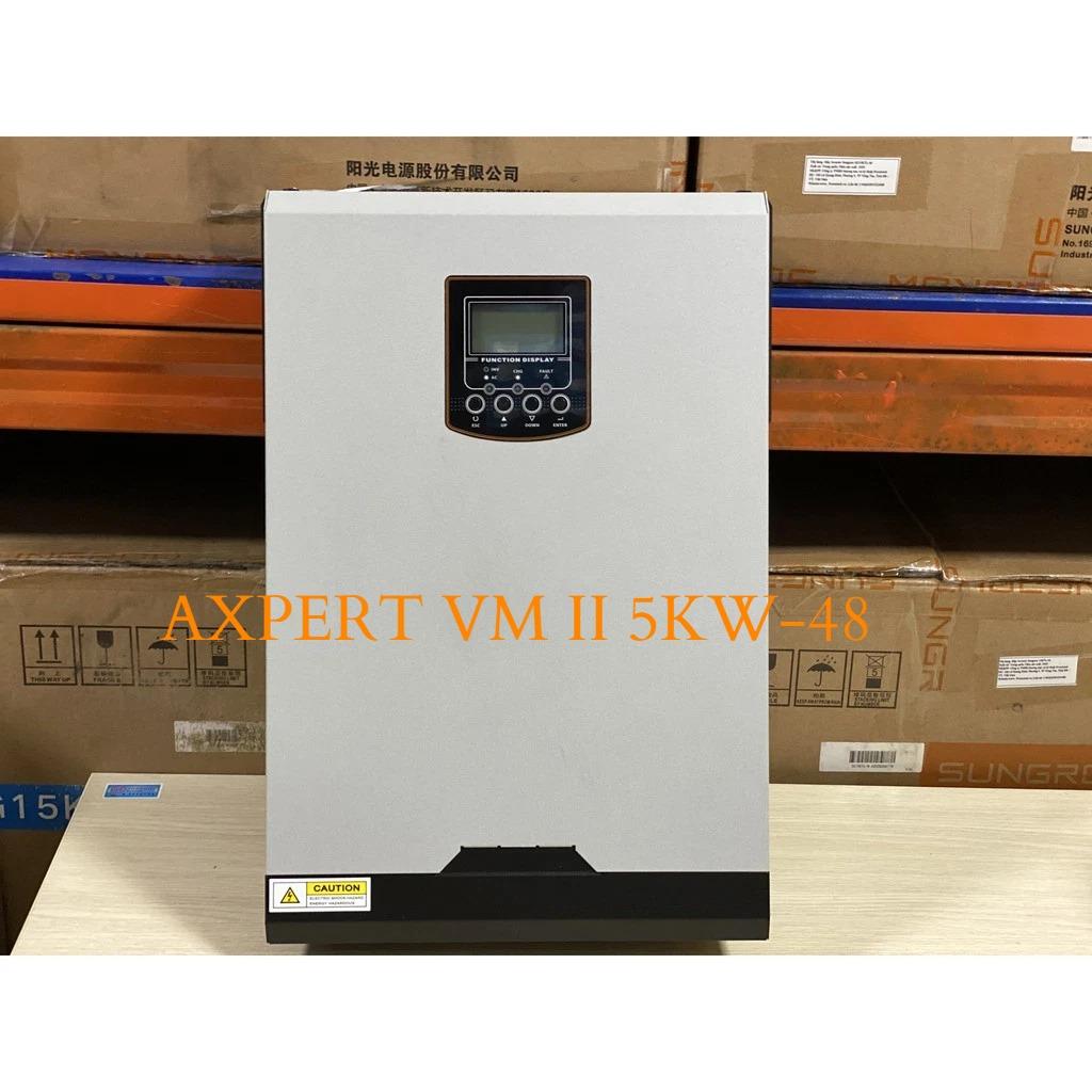 Máy inverter độc lập Voltronic 5kW- AXPERT VM II 5000-48 - Hàng chính hãng