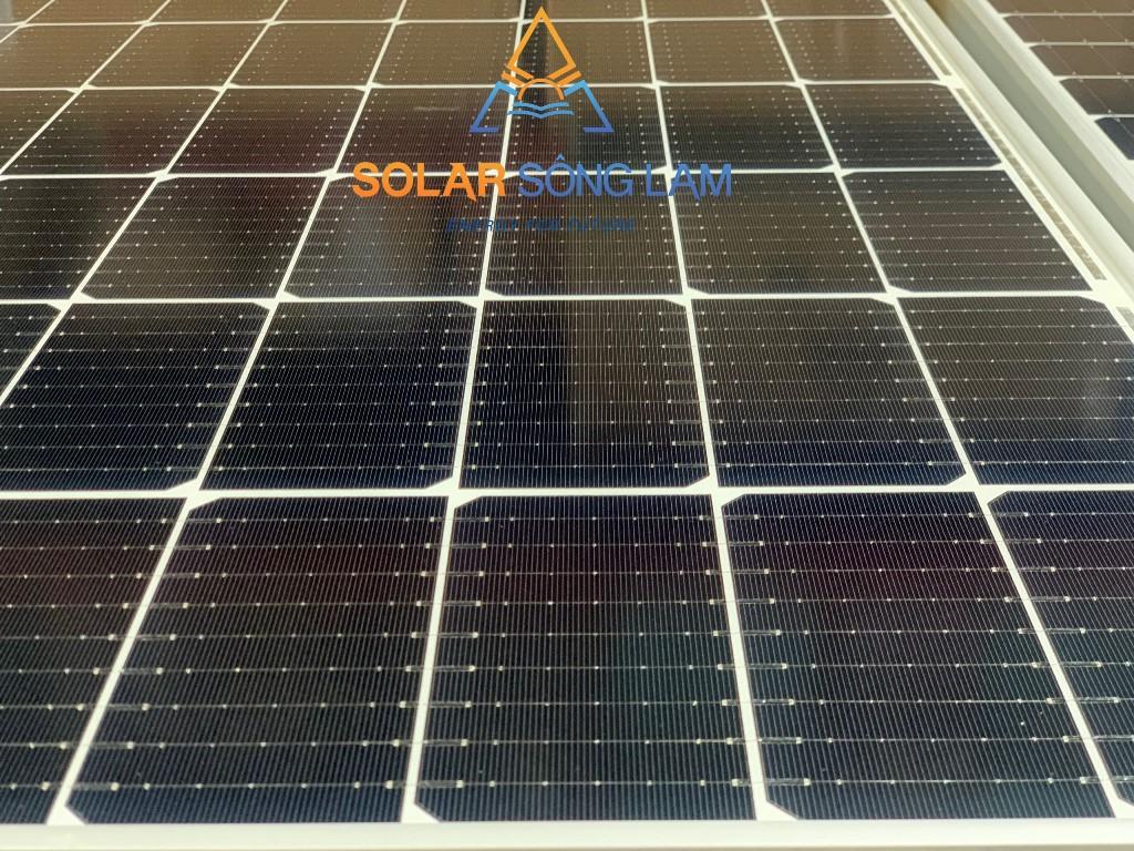 Tấm Pin năng lượng mặt trời Mono half cell 435-445wp