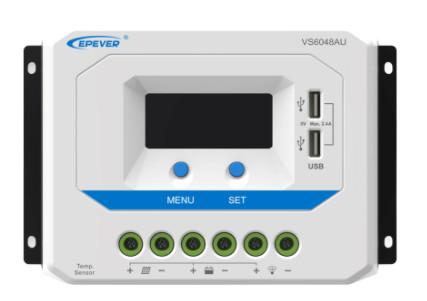 Điều khiển sạc NLMT PWM 12/24VDC 10A